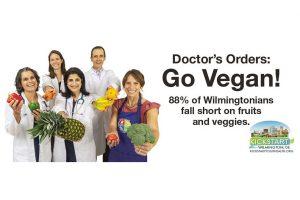 Wilmington, Delaware, vegan campaign