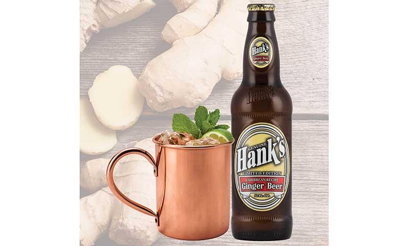 Hank's Ginger Beer