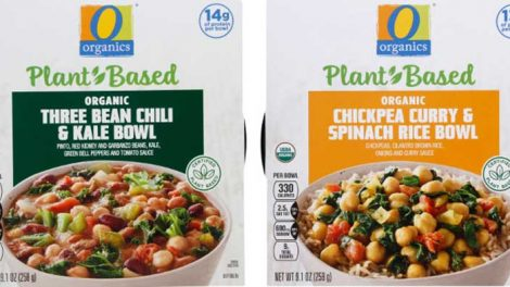 Frozen, Certified Plant Based Albertsons