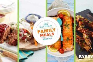 Family Meals Fareway