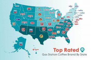 GasBuddy Gas Station Coffee