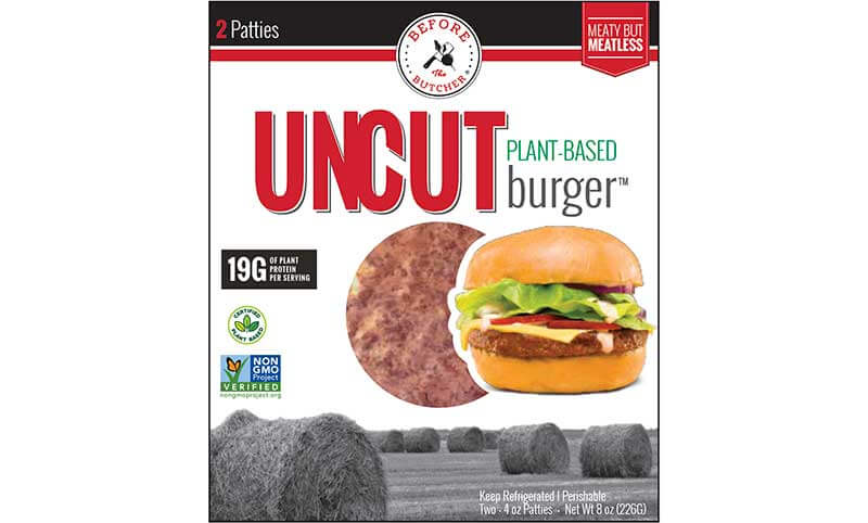 Uncut burger