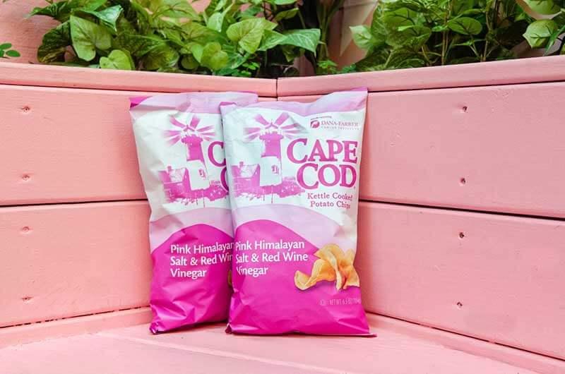 Cape Cod Potato Chips - Breast Cancer Awareness