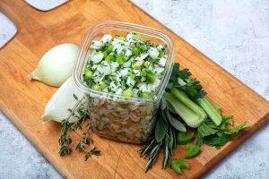Chef Veggie Starters