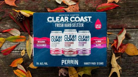Perrin Brewing Hard Seltzer