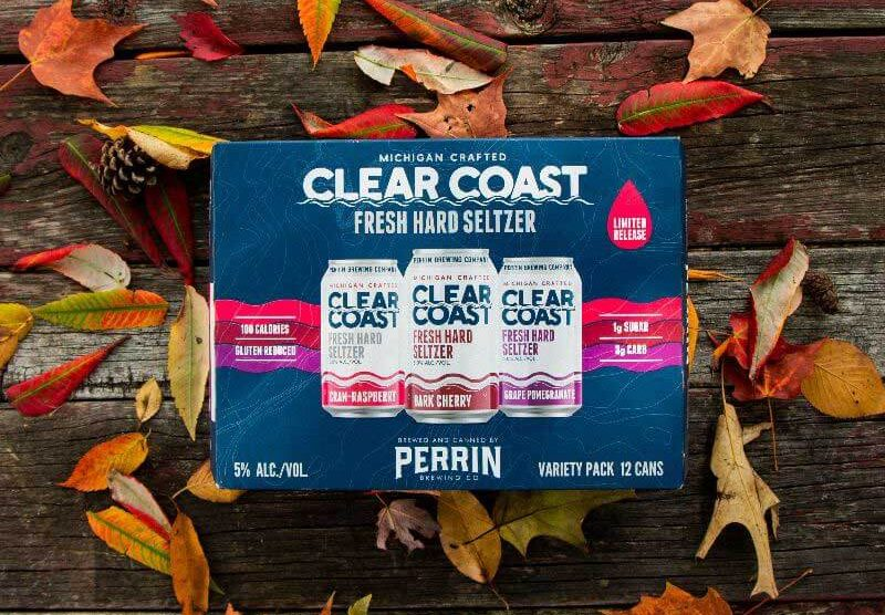 Perrin Brewing Hard Seltzer
