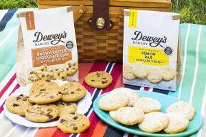 Soft-Baked Cookies, Dewey's Bakery