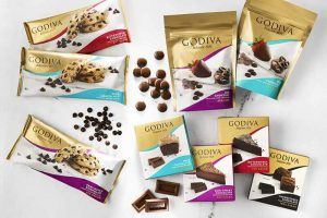 Godiva Baking Chocolates