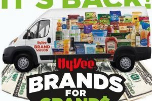 Hy-Vee Brands for Grands