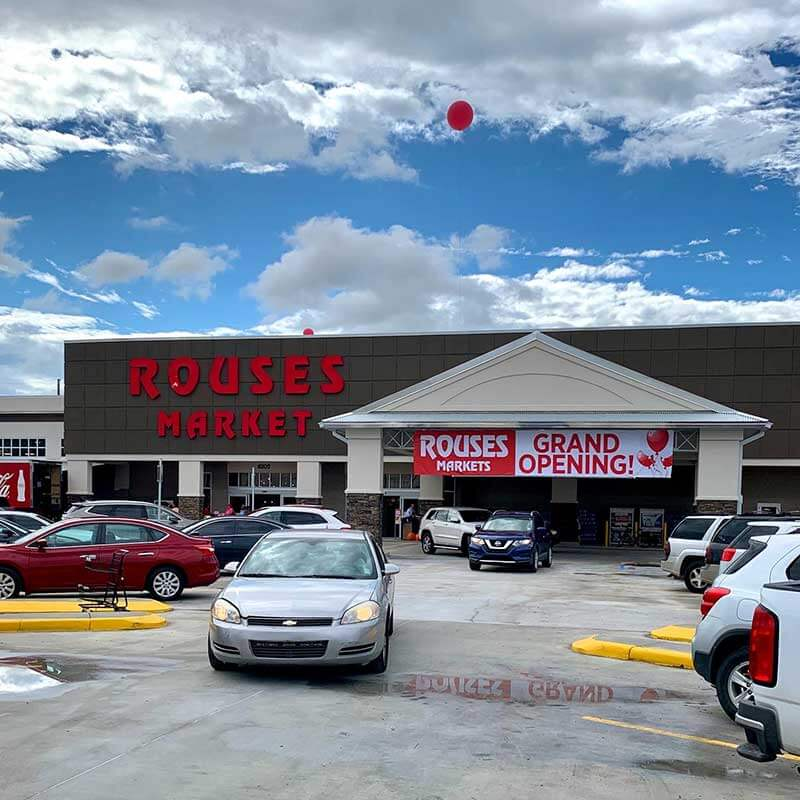 Is Rouses Louisiana Open On Christmas Day 2020 Rouses Markets Store Now Open In Marrero, Louisiana