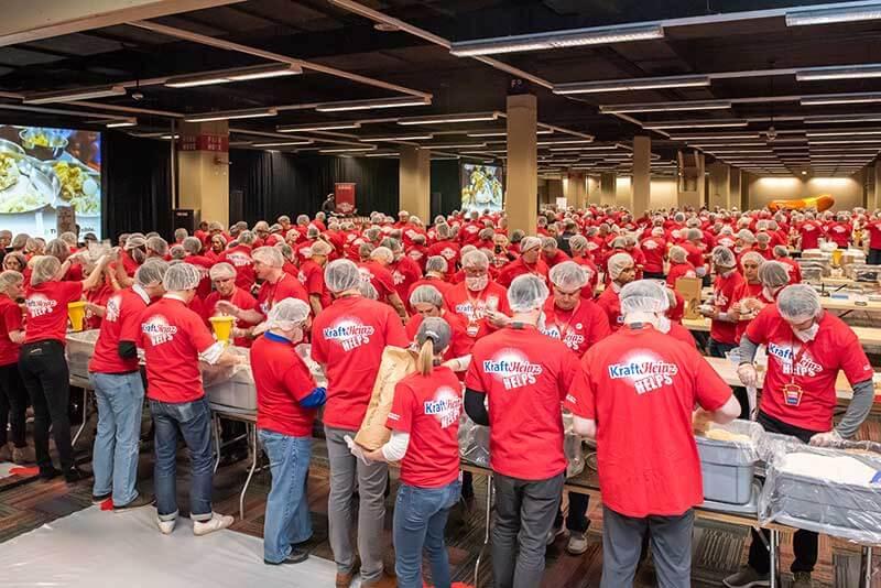 Kraft Heinz World Food Day