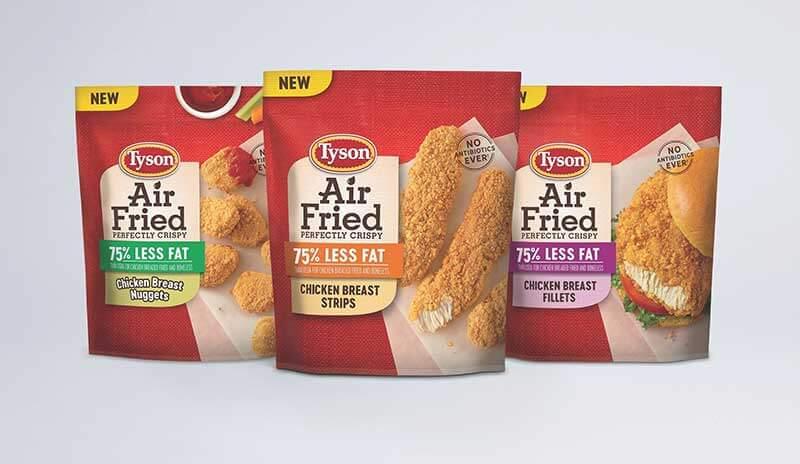 Tyson Air Fried Chicken