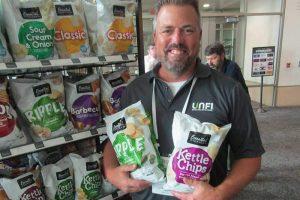 UNFI chips