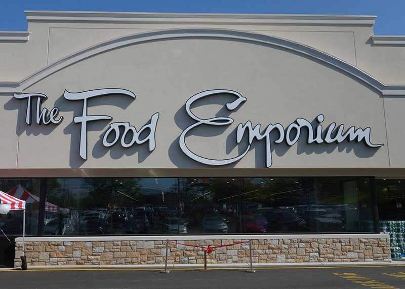 The Food Emporium Reopens Store In Howard Beach, NY