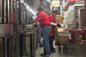 Central Market/H-E-B's Mobile Kitchen II