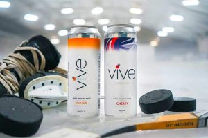Vive + Columbus Blue Jackets