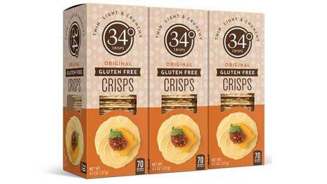 34 Degrees crisps