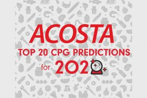 Acosta CPG Predictions 2020