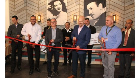 Cardenas Markets ribbon cutting