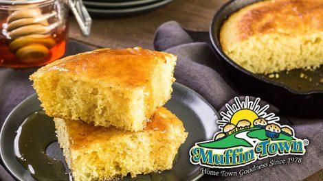 Muffin Town cornbread
