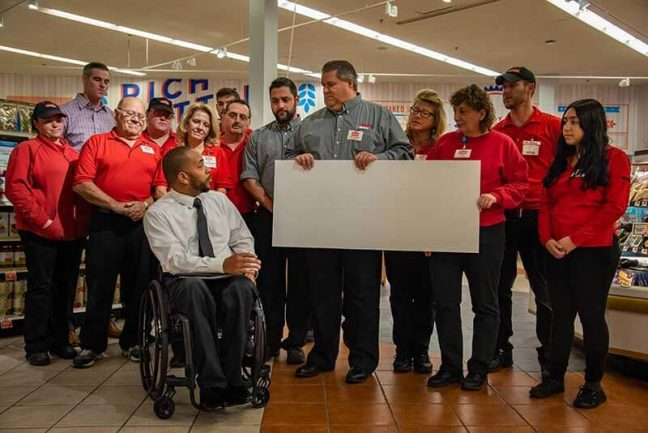 Paralyzed Veterans - Weis Markets