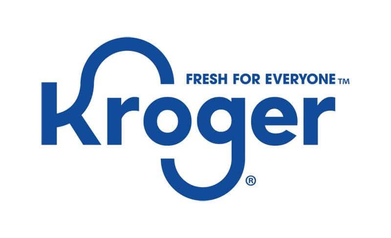 Kroger new logo, CFC, InFarm, Hoguet