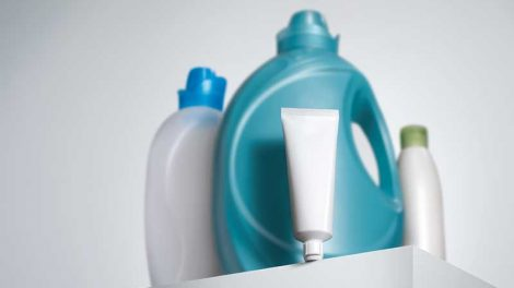 Colgate-Palmolive toothpaste tube