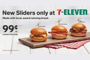 7-Eleven sliders