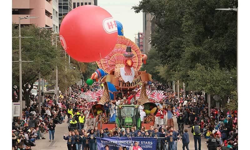 H-E-B Thanksgiving Parade