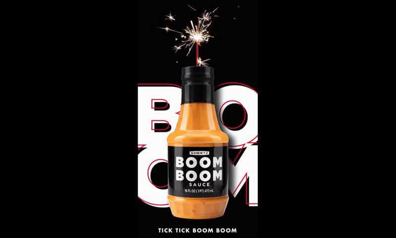 Boom Boom sauce