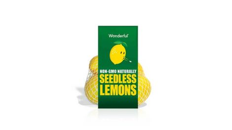Wonderful Seedless Lemons