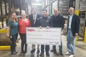 Ingles Upstate South Carolina donations