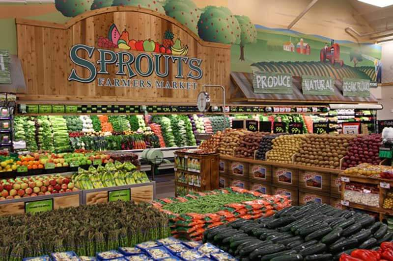 Sprouts, new store