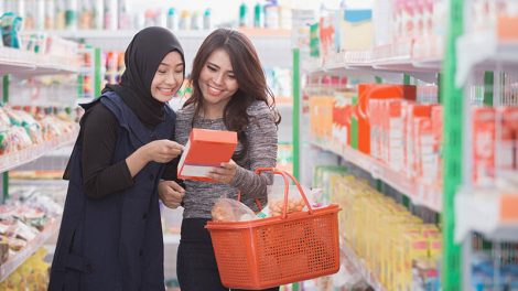 inclusion, Muslim shopper