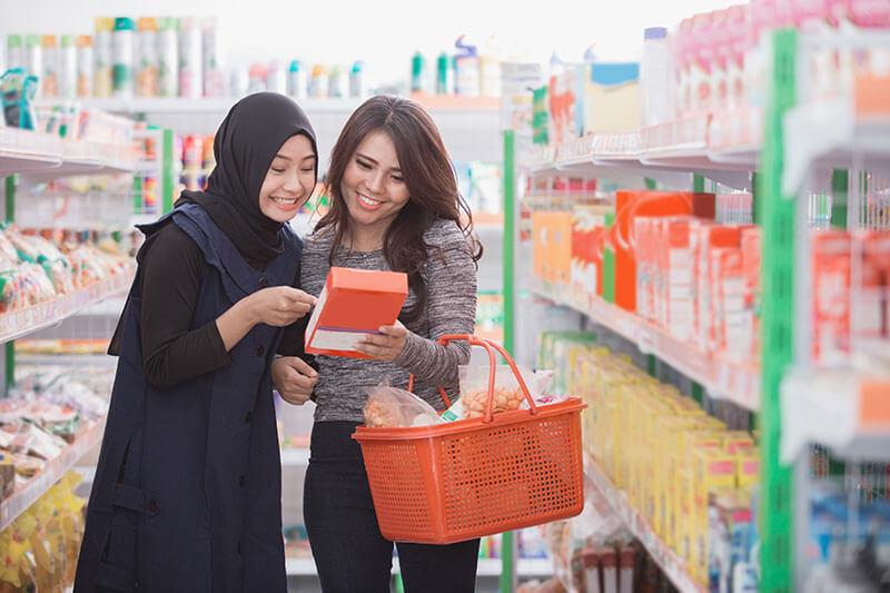 inclusion, Muslim shopper
