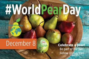 World Pear Day