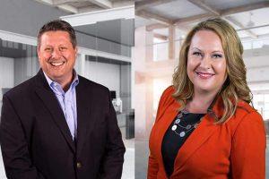 Steve Critelli and Elisa Westlund