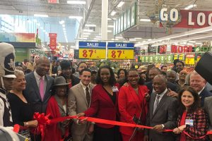 H-E-B MacGregor Market Grand Opening, Houston, Texas, Dec. 18, 2019