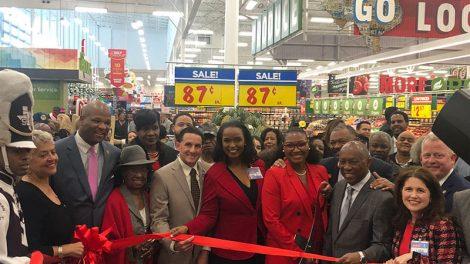 H-E-B MacGregor Market Grand Opening, Houston, Texas, Dec. 18, 2019