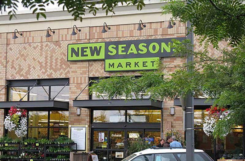 New Seasons & New Leaf