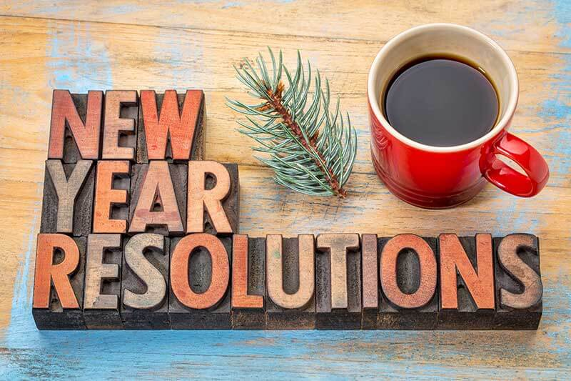 Non-Food For Thought: New Year's Resolutions For 2020