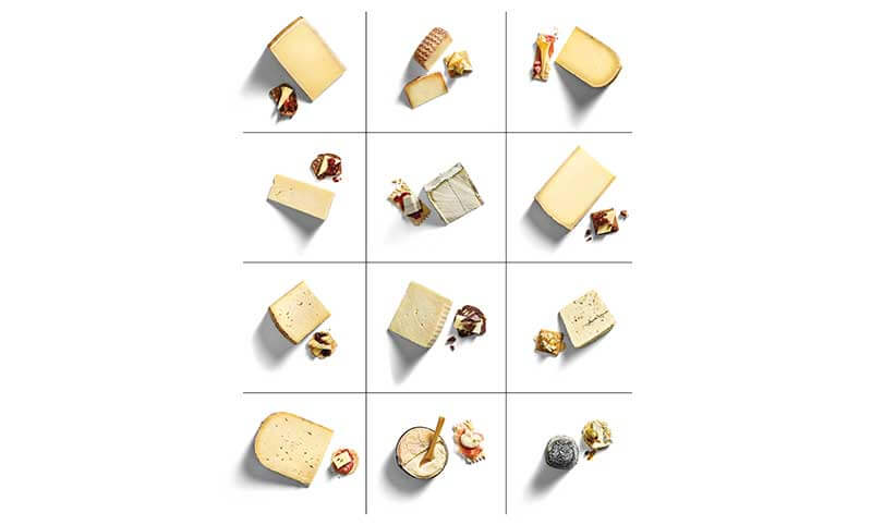 12 Days of Cheese