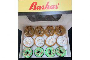 Holiday Donuts - Bashas'