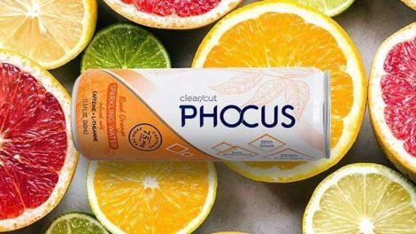 Phocus Sparkling Water