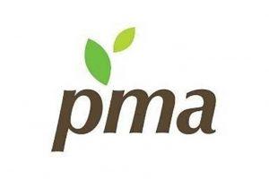 PMA logo, virtual town hall