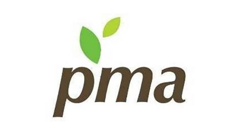 PMA logo, virtual town hall