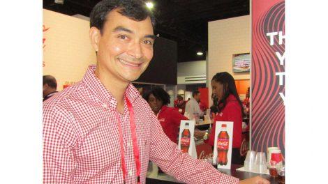 Coca-Cola NACS Show J.C. Harvey