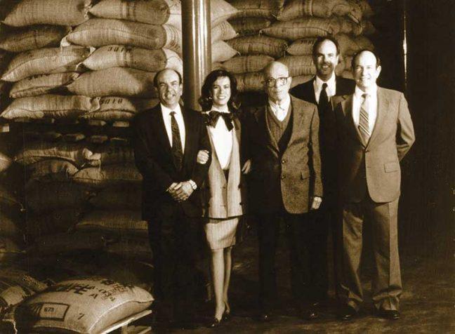 Gaviña Family Celebrates 150-Year Family Coffee History