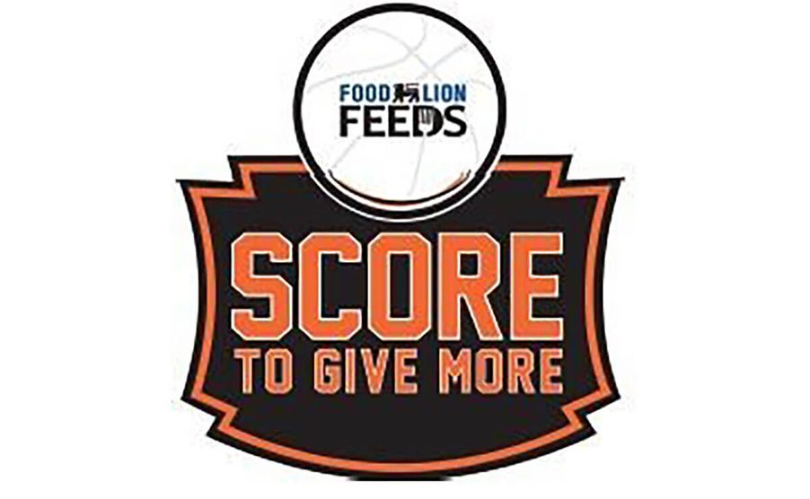 Food Lion Score To Give More campaign