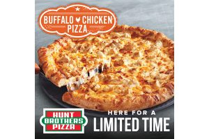 Hunt Brothers Pizza limited time offer